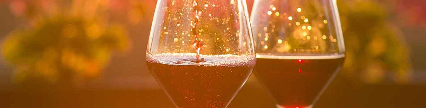 Wein über Berg und Tal